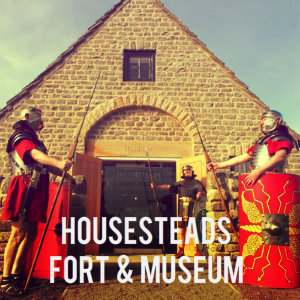 Housteads Fort Museum